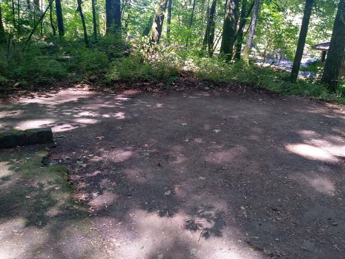 TentpadSite #7-Wyeth Campground