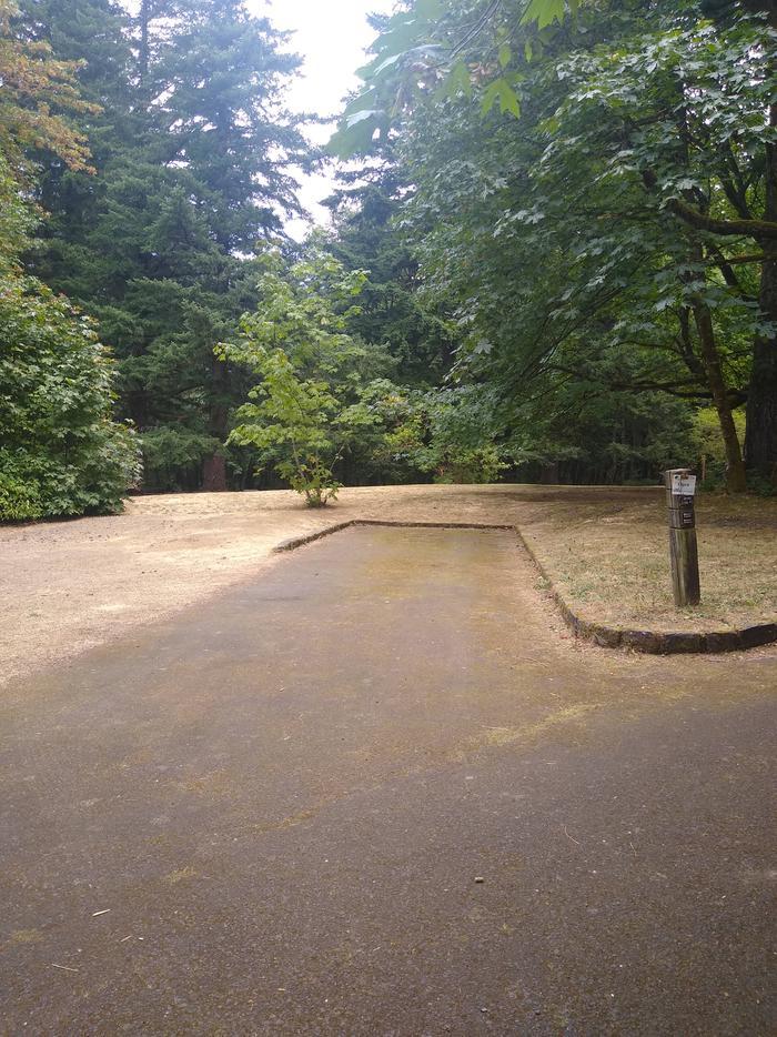 DrivewayGroup Site #1-Wyeth Campground