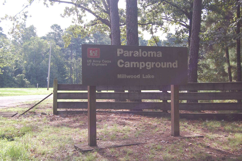 Entrance of Paraloma Park