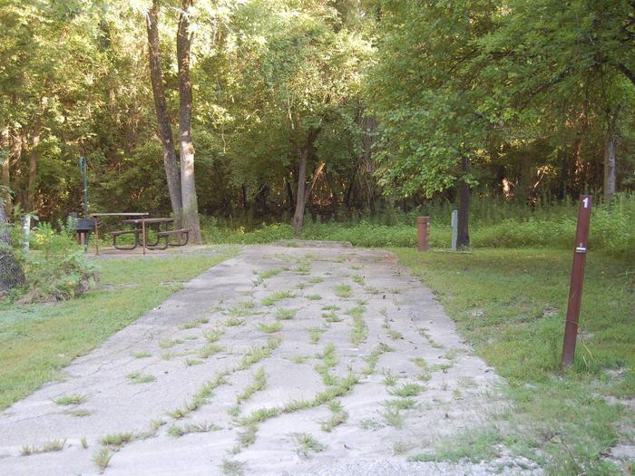 Saratoga Site 1