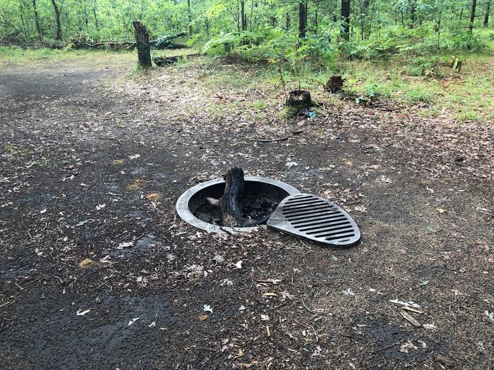 Fire pit site 98
