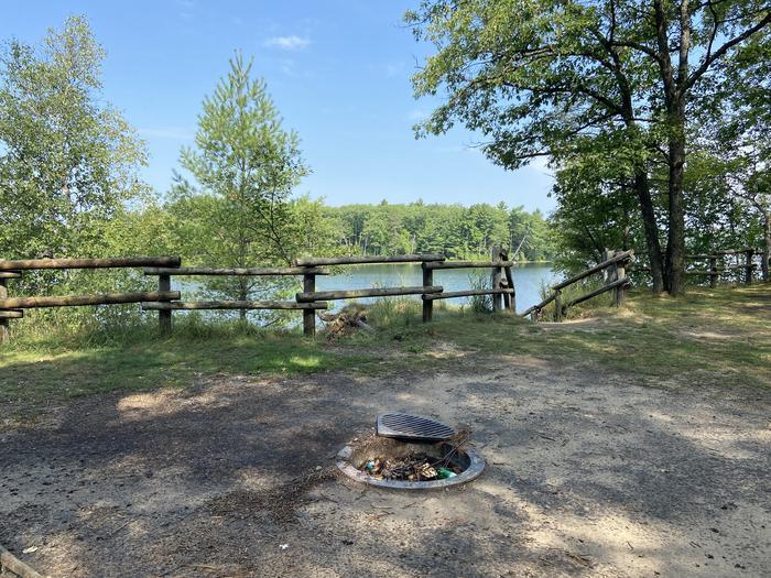 Fire Pit Site 62