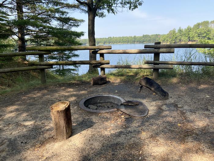 Fire Pit site 63