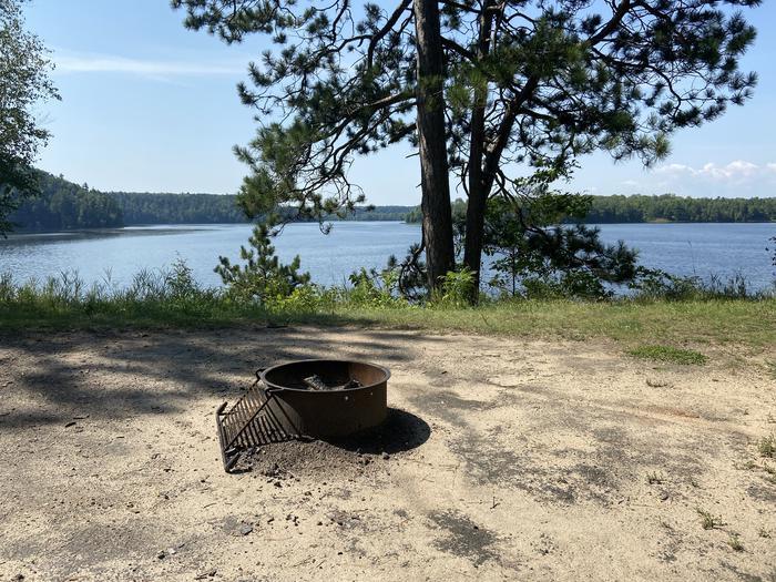 Fire pit site 43