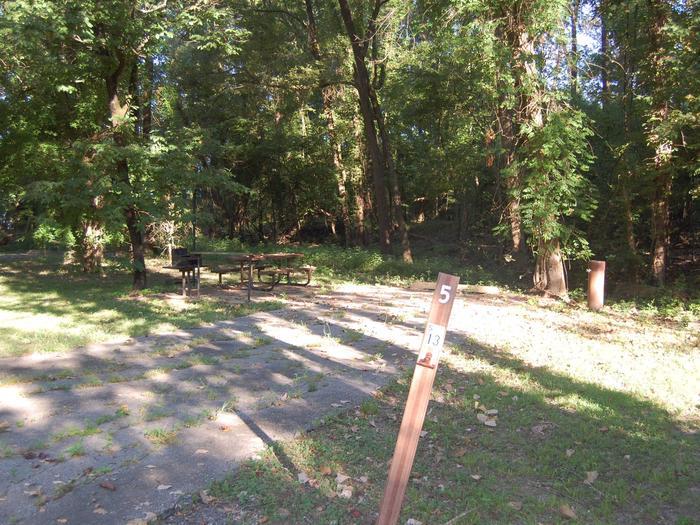 Saratoga Site 5