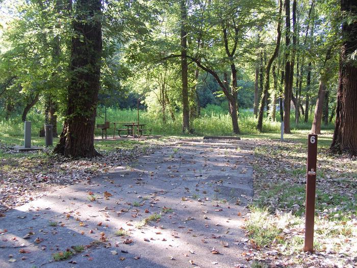 Saratoga Site 6