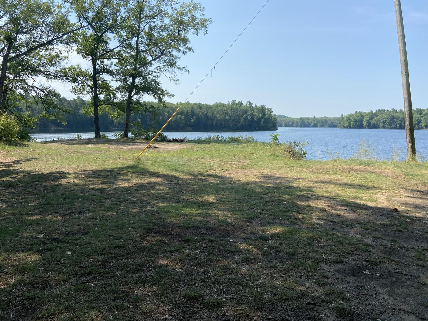 Cooke Pond Site 58W