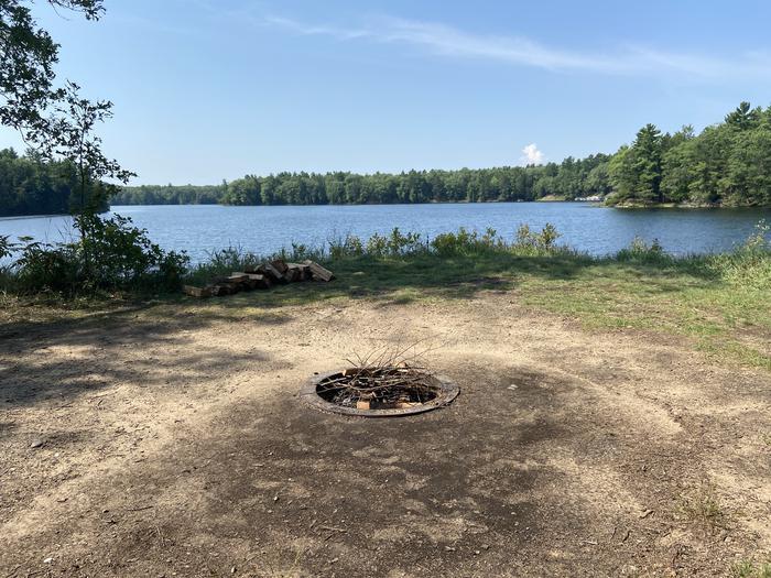 Fire pit site 58