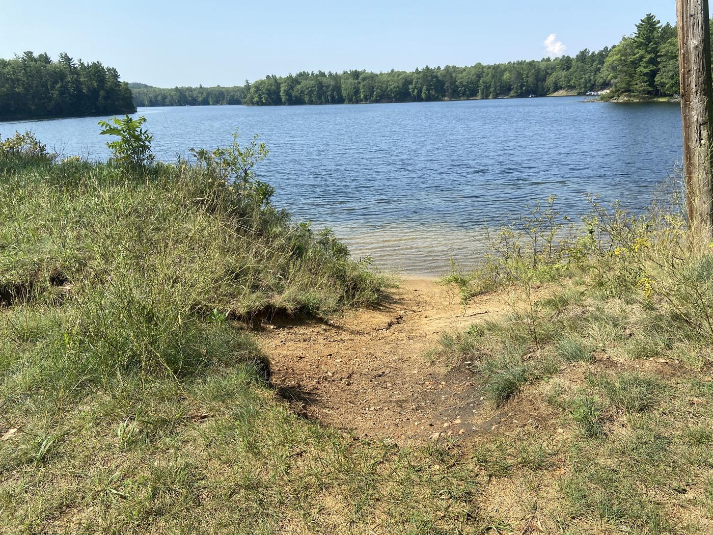 Water Access Site 58