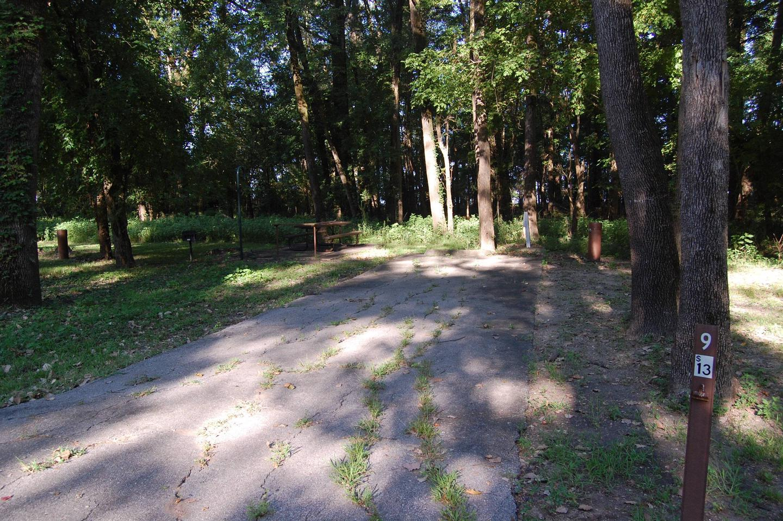 Saratoga Site 9