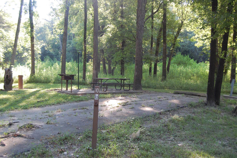 Saratoga Site 10