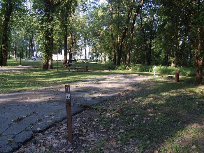 Saratoga Site 11