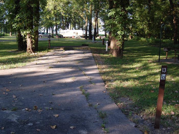 Saratoga Site 13