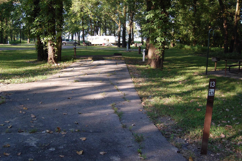 Saratoga Site 13Saratoga 13