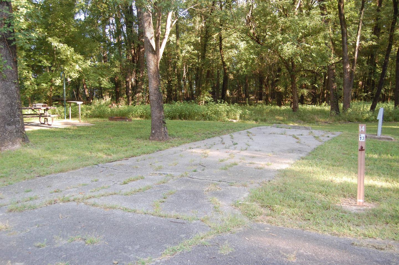 Saratoga Site 14
