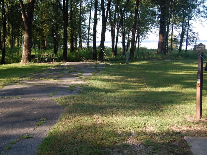 Saratoga Site 16