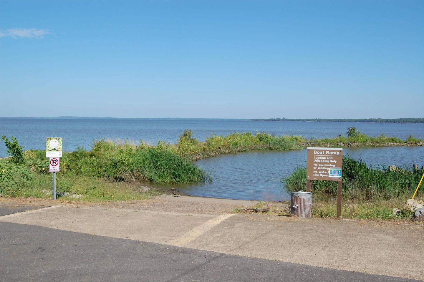 South Boat Ramp