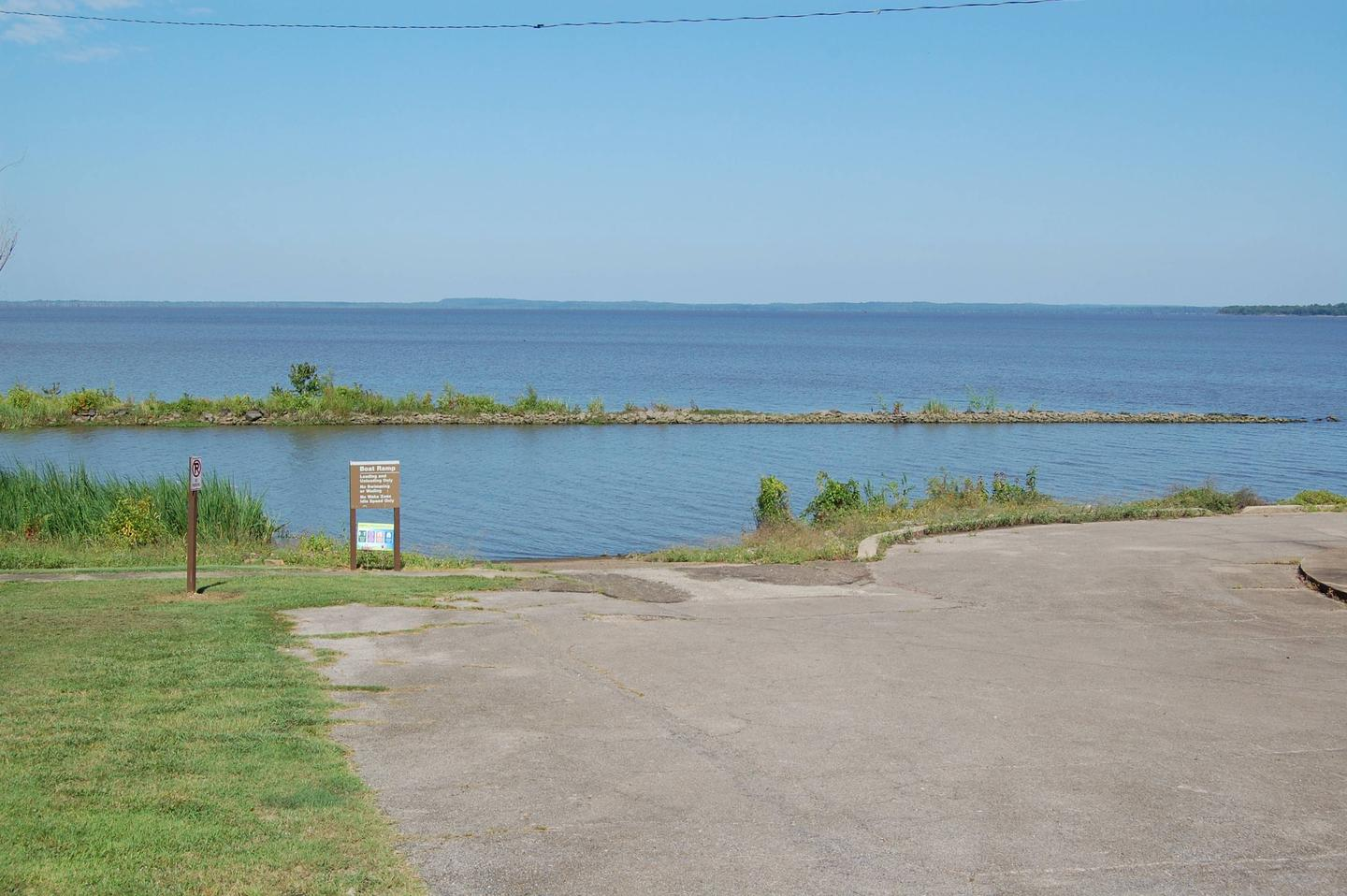 North Boat Ramp