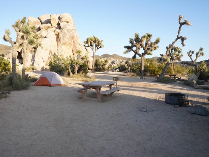 Ryan Campsite 5Campsite 5