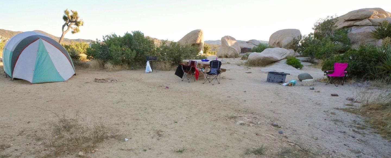 Campsite 15Ryan Campsite 15