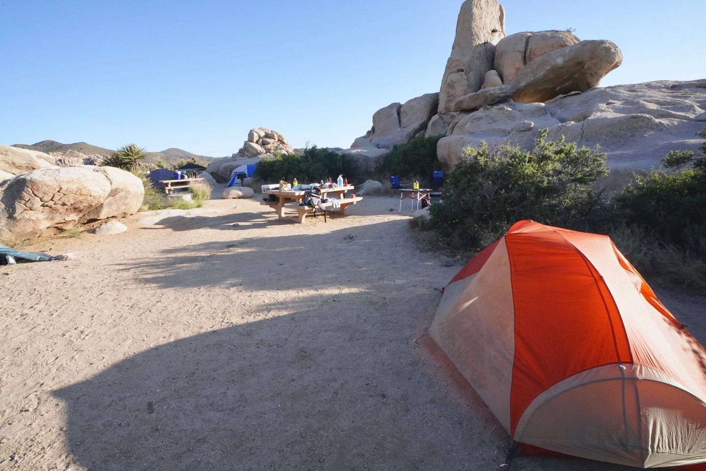 Ryan Campsite 29Campsite 29