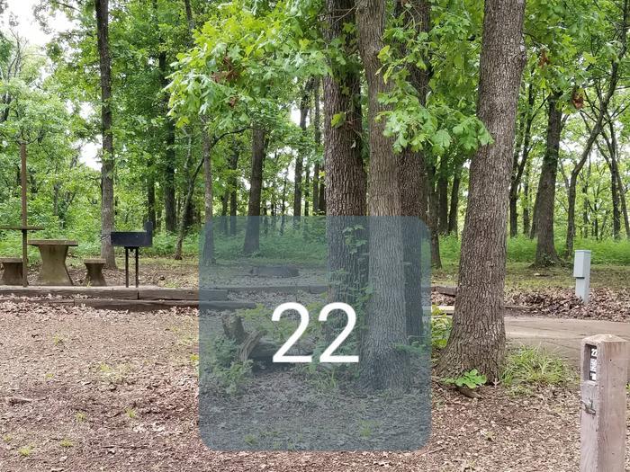 Mound Valley Site 22 30 amp