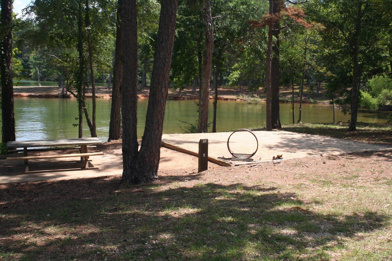 Campsite 087Campsite 87