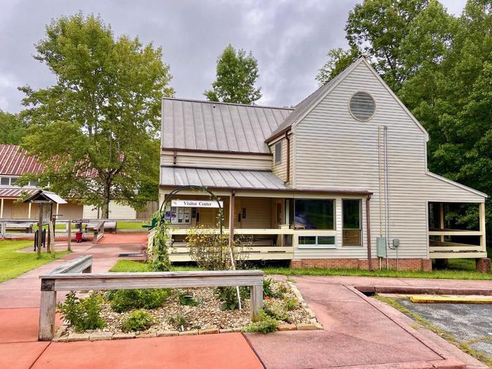 Bandy Creek Visitor Center
