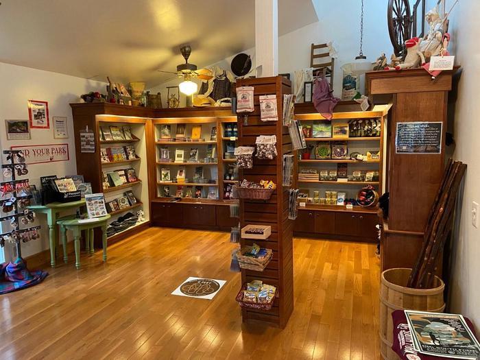 Bandy Creek Visitor Center Bookstore