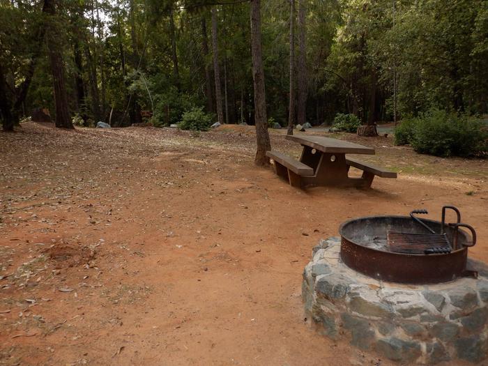 Campsite 2DTent Pad