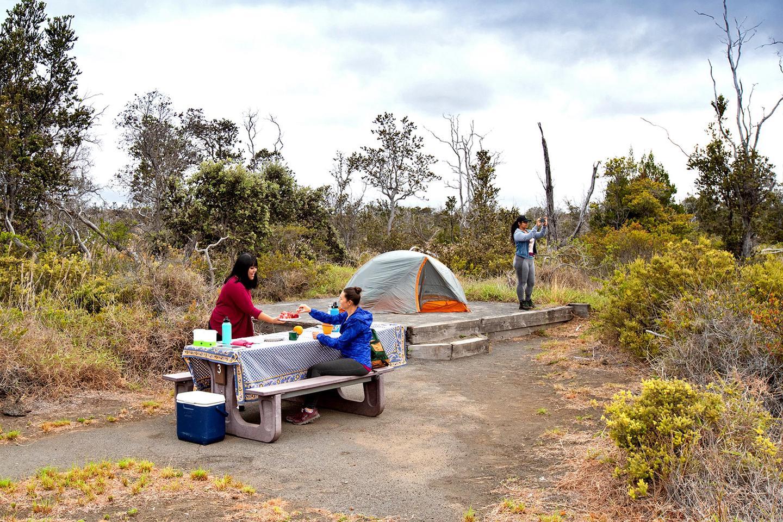 Kulanaokuiki CampgroundKualanaokuiki Campground