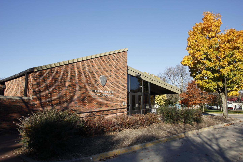Visitor CenterVisitor Center at Herbert Hoover NHS