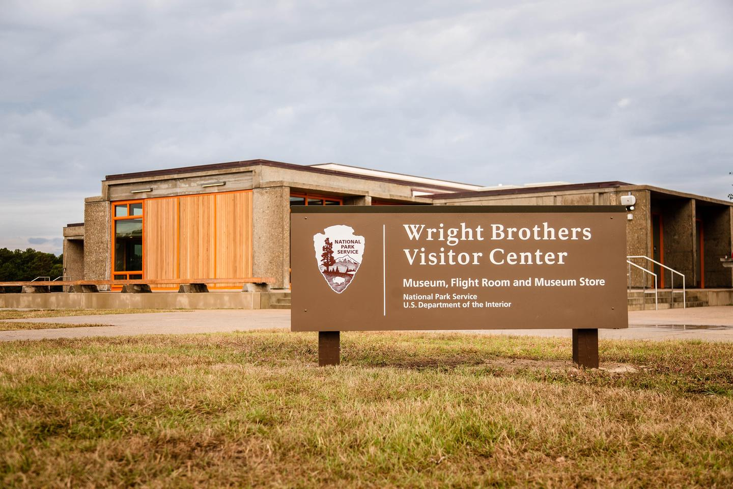 Wright Brothers Visitor Center and Museum
