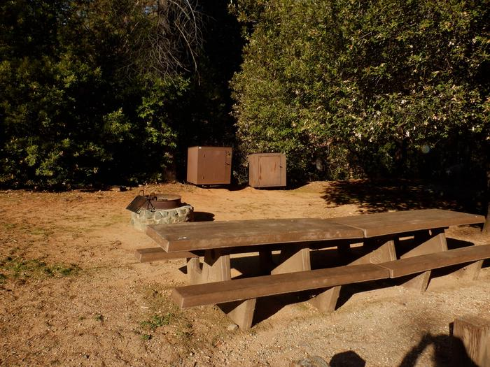 14Bear Boxes, Tables and Fire Ring