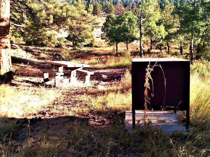A 115 (2)walk-in tent site