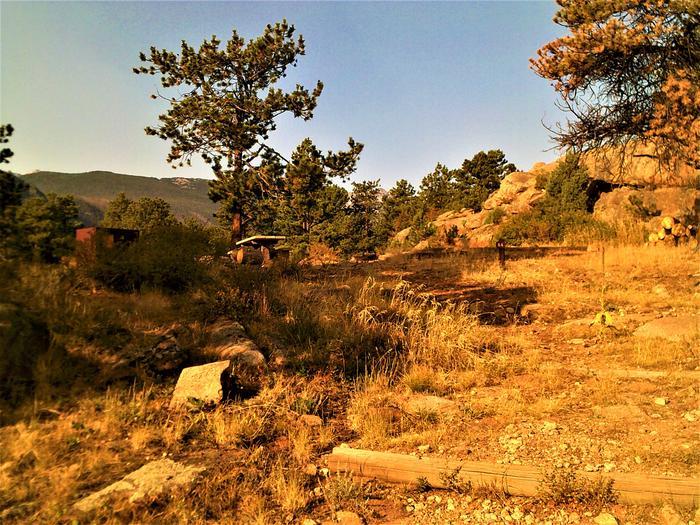 A 84 (1)walk-in tent site