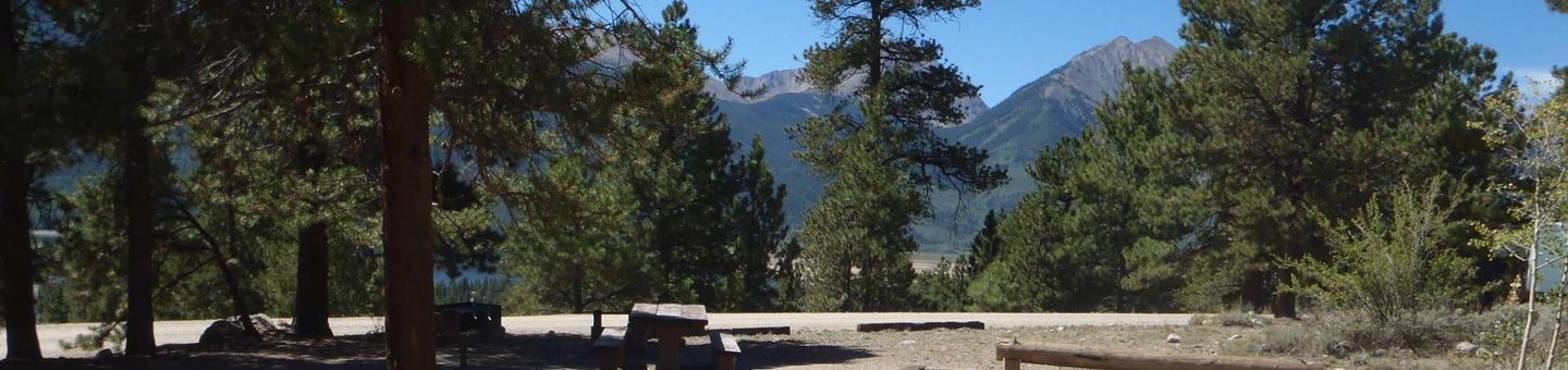 Lakeview Campground, site B4
