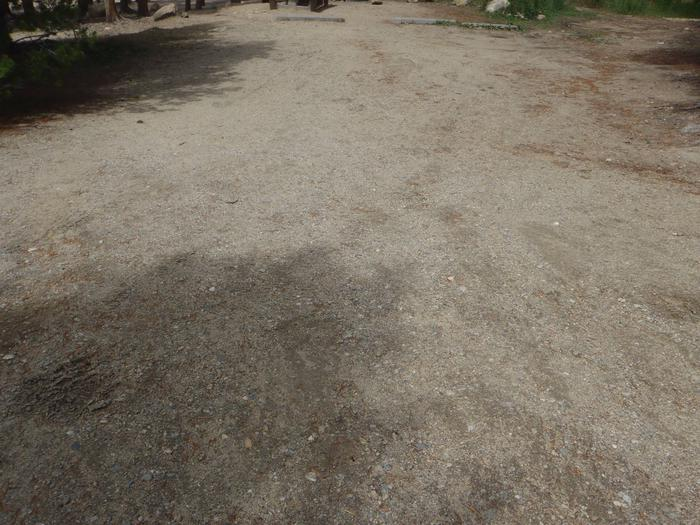 Molly Brown Campground, site 4 parking 4