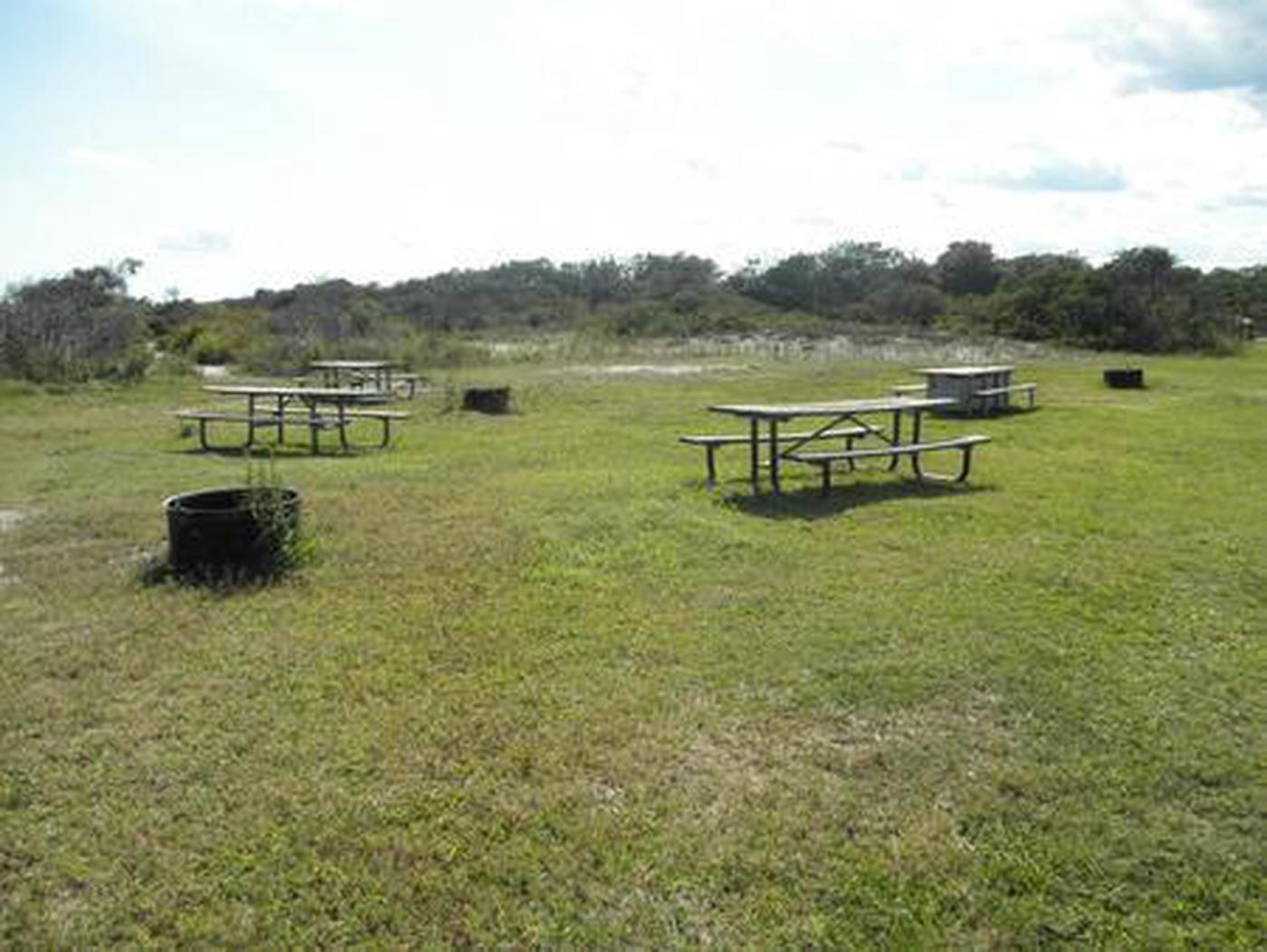 Horse Camp Site B