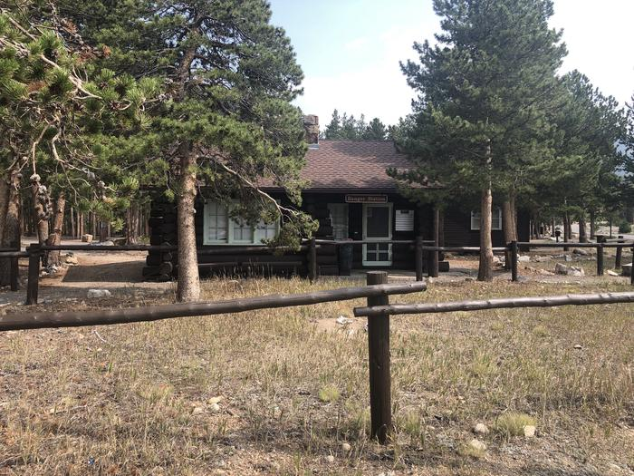 Glacier Basin Ranger Station