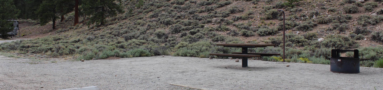 White Star Campground, site 21