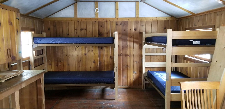 Douglas Cabin Interiorinterior