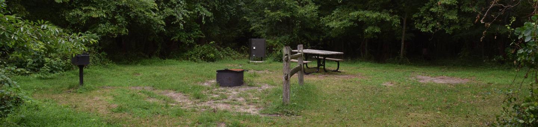 Campsite B8