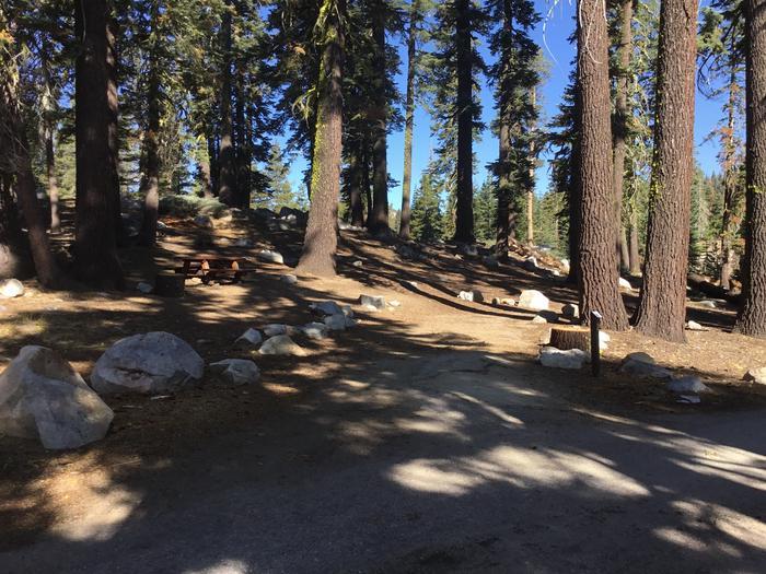 50 foot driveway, good access