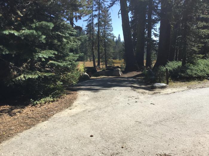40 foot driveway, good access