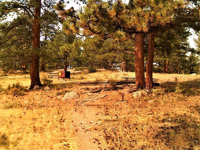 A 15 (1)walk-in tent site