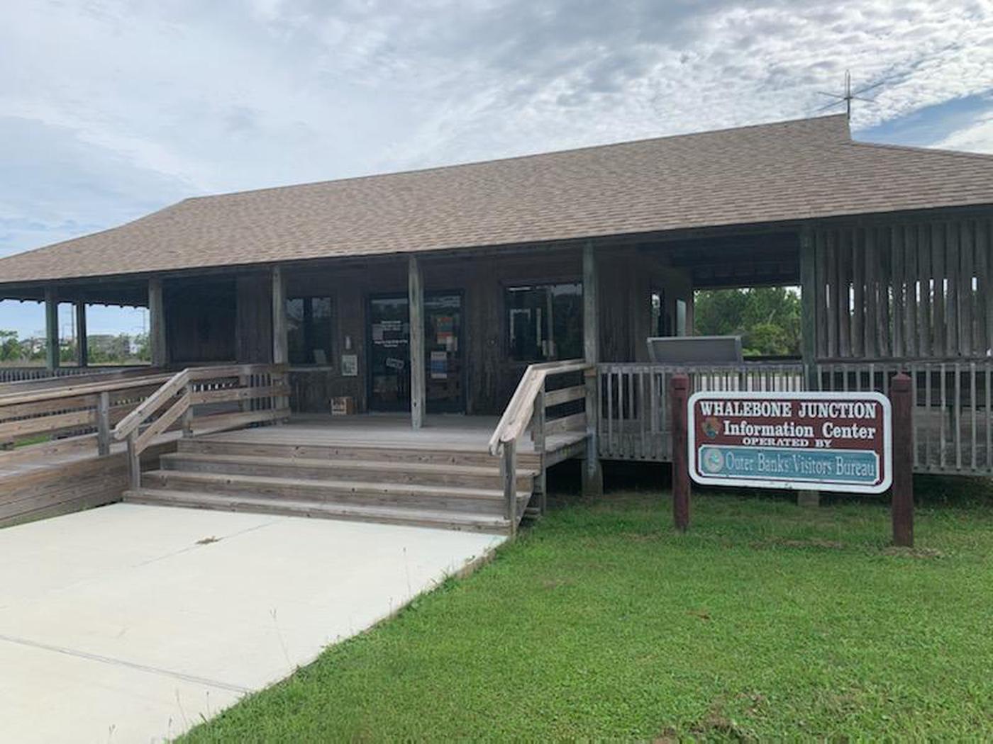 Whalebone Junction Information Center