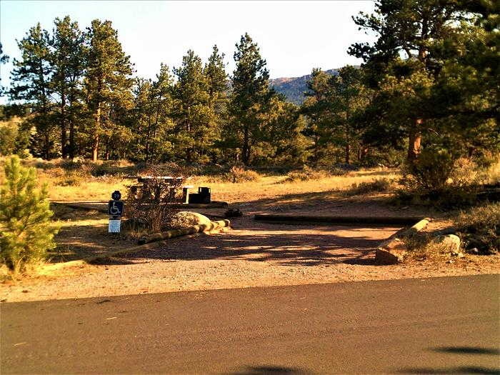 A 39 PARKINGParking available at A 39 (accommodates up to 20' RV [HANDICAP ACCESSIBLE])