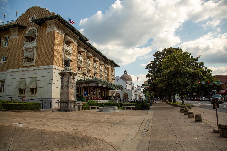 Fordyce Visitor CenterFordyce Visitor Center and Museum