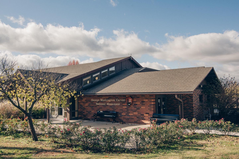 Visitor CenterGeorge Washington Carver NM Visitor Center